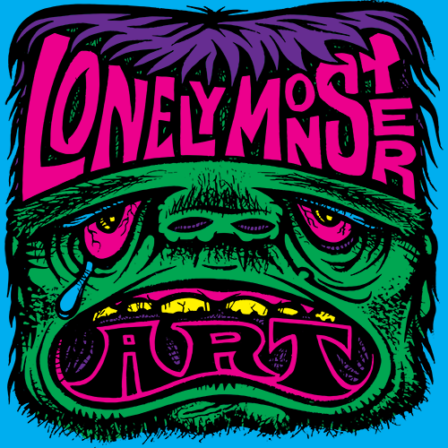 Lonely Monster Art avatar